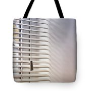 Modern Window Blind Tote Bag