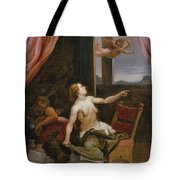 Old Age In Search Of Youth  Tote Bag