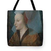 Portrait Of A Noblewoman Tote Bag