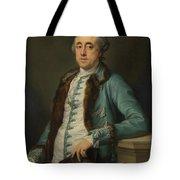 Portrait Of John Scott Of Banks Fee  Tote Bag