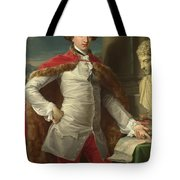 Portrait Of Richard Milles  Tote Bag