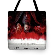 Star Wars The Last Jedi  Tote Bag