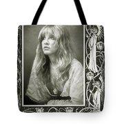 Stevie Nicks Fleetwood Mac Tote Bag