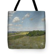 Sunlight And Shadow, Shinnecock Hills Tote Bag