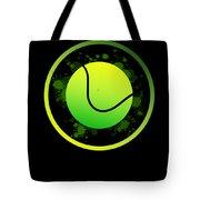Tennis Player Tennis Racket I Love Tennis Ball Tote Bag