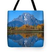 Teton Mountains Tote Bag