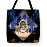 The Altar Tote Bag by William Norton