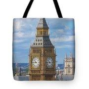 The Big Ben Clock Tower In London Uk