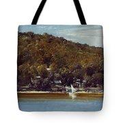 The Camp, Sirius Cove Tote Bag