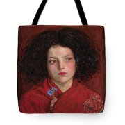 The Irish Girl Tote Bag