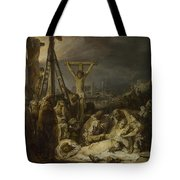 The Lamentation Over The Dead Christ  Tote Bag