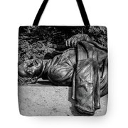 The State Of Louisiana Monument Tote Bag