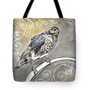 2018 Septembird 16 Myna Bird Tote Bag