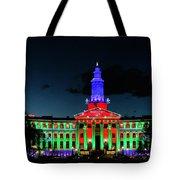 2019 Civic Center Denver Tote Bag