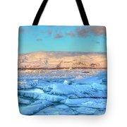 Jokulsarlon - Iceland Tote Bag