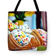 28 Eat Me Now  Tote Bag