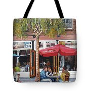 2nd Sunday Lunch On King St. Tote Bag