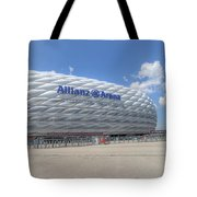 Allianz Arena Munich  Tote Bag