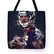Denver Broncos.case Keenum. Tote Bag