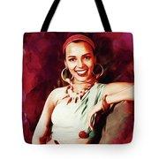 Dorothy Dandridge, Hollywood Legend Tote Bag