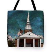 First Baptist Church North Myrtle Beach S C Tote Bag