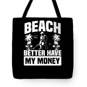 Metal Detector Beach Sweep Beep Dig Apparel Tote Bag