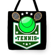 Tennis Player Tennis Racket I Love Tennis Ball Tote Bag