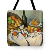 The Basket Of Apples Tote Bag