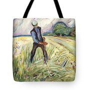 The Haymaker  Tote Bag