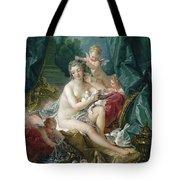 The Toilette Of Venus  Tote Bag