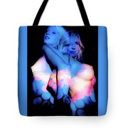 uNreaL light work phase 2 Tote Bag