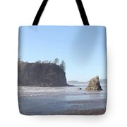Ruby Beach Sunshine Tote Bag