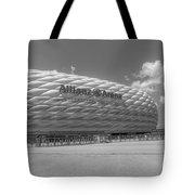 Allianz Arena Munich  Tote Bag