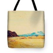 An Extensive Landscape  Tote Bag