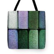 Colourful Carpet Samples Tote Bag