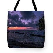 Cool Autumn Evening Tote Bag