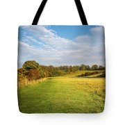 Easby To Richmond Tote Bag