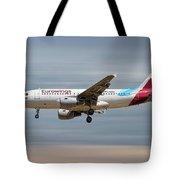 Eurowings Airbus A319-112 Tote Bag