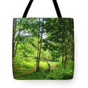 Green's Hill Tote Bag