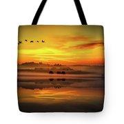 Peaceful Serenity Tote Bag