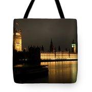 River Thames Tote Bag