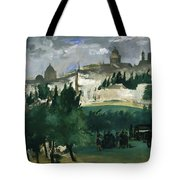 The Funeral  Tote Bag
