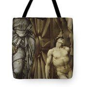 The Wheel Of Fortune Tote Bag