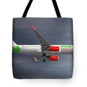 Vivaaerobus Airbus A320-232 Tote Bag