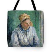 Washerwoman  Study  Tote Bag