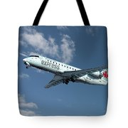 Air Canada Express Bombardier Crj-200er Tote Bag