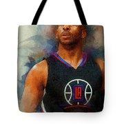 Chris Paul Tote Bag