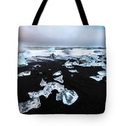 Diamond Beach Tote Bag