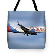 Jet2 Boeing 737-33v Tote Bag