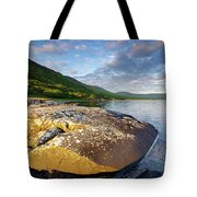 Loch Na Keal Tote Bag